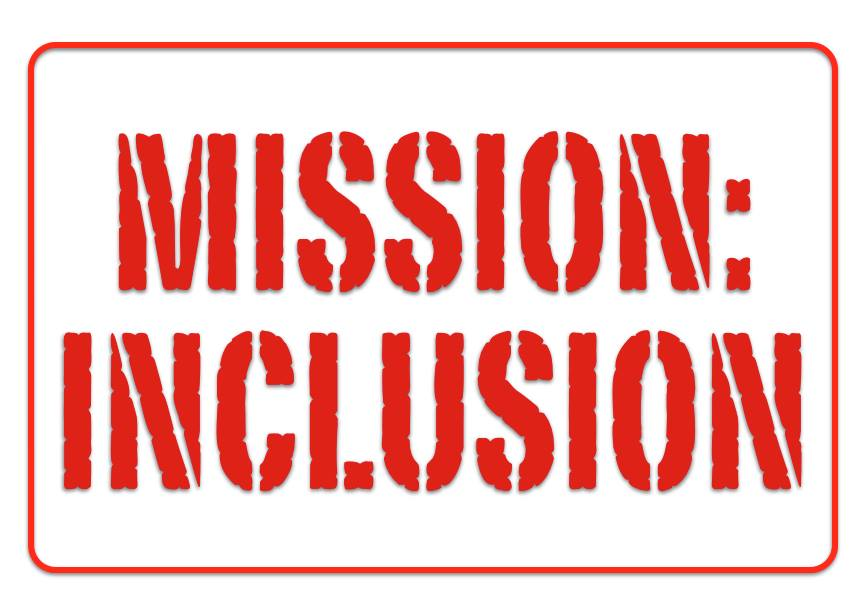 2018 Mission: Inclusion Conference coming Friday November 23