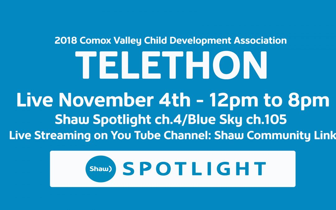 Where To Watch The 2018 CVCDA Telethon