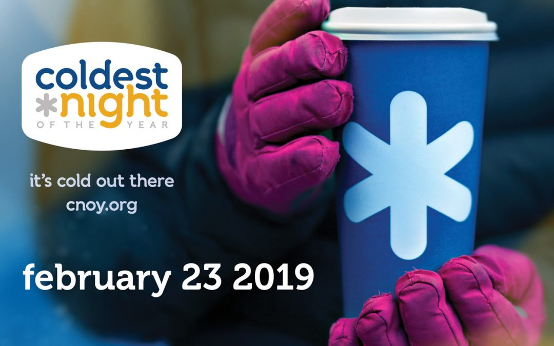 Join the CVCDA when we walk the Coldest Night