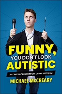 Book Title: Funny You Don't Look Autistic