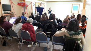 SCDP Training Session