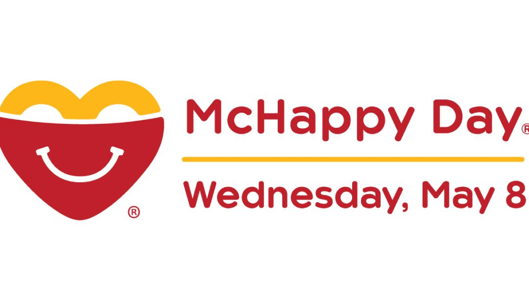 Annual McHappy Day® on May 8th supports CVCDA