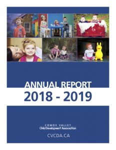 2018-2019 CVCDA Annual Report