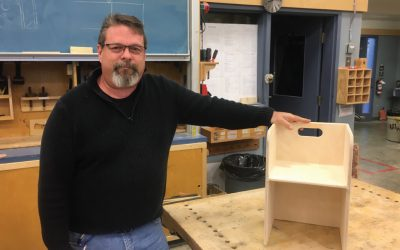 Box Chair Collaboration