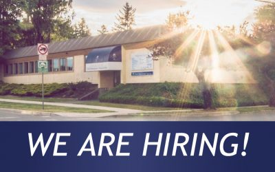We are hiring a new Executive Director!