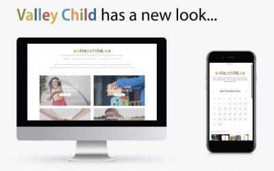 Valleychild.ca website gets a refresh
