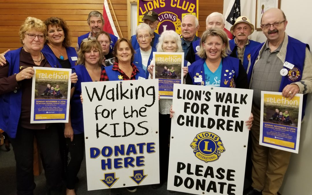 Wheelbarrow Walkers return to raise funds for 2019 Telethon
