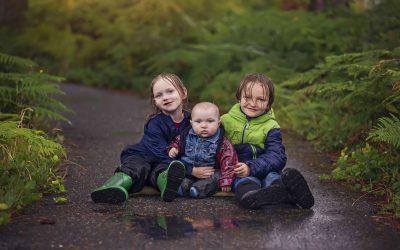 Comox Valley Child Development Association introduces Telethon poster children