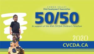 2020 CVCDA Oline 50/50 Raffle