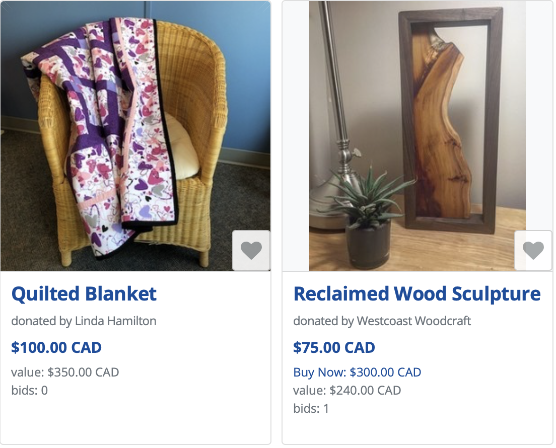 Click to browse auctions item online