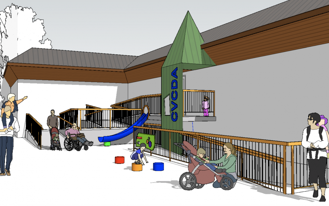 CVCDA Accessibility Project underway