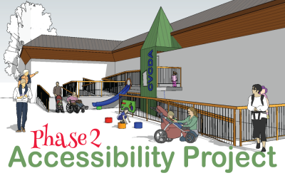 Phase two of CVCDA's Accessibility Project has begun