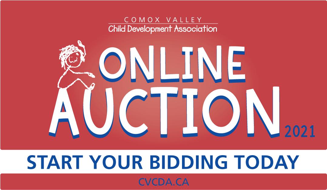 2021 CVCDA Online Silent Auction goes live October 1
