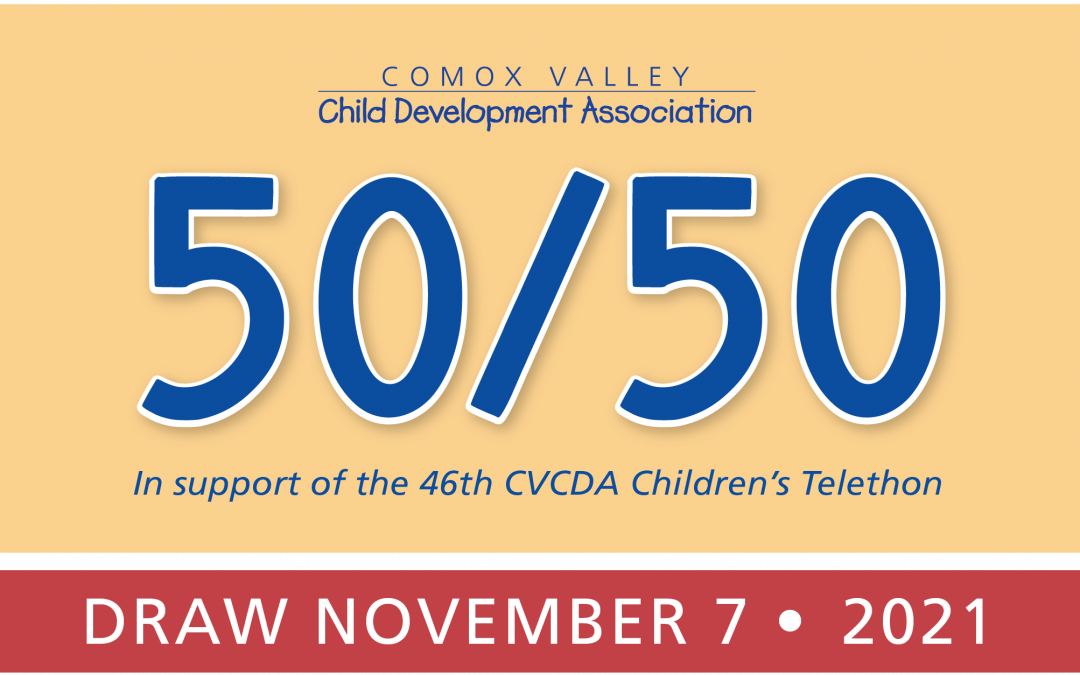 Online CVCDA 50/50 Raffle tickets are back and on sale now