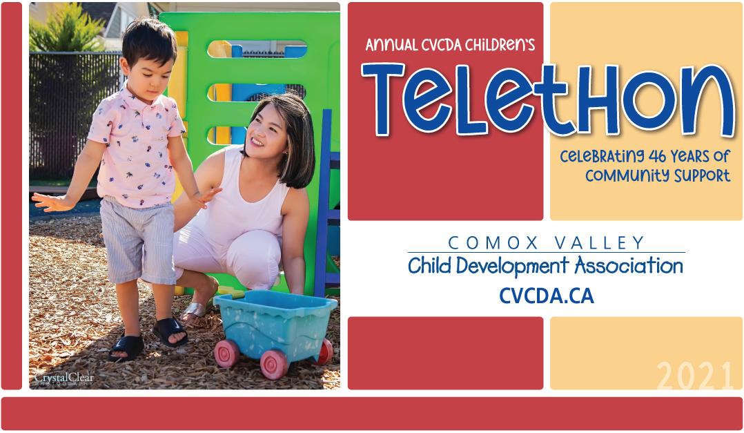 The CVCDA Children's Telethon returns for it's 46th year